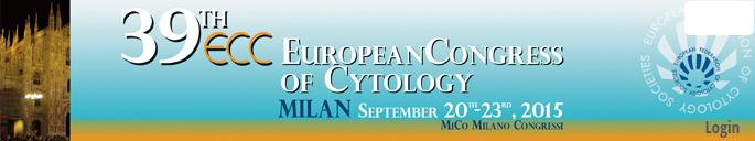 39th ECC European Congress of Cytology